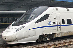 China Railways CRH5A