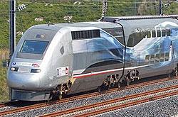 Tgv V150 Der Schnellste Zug Der Welt Kommt Aus Frankreich