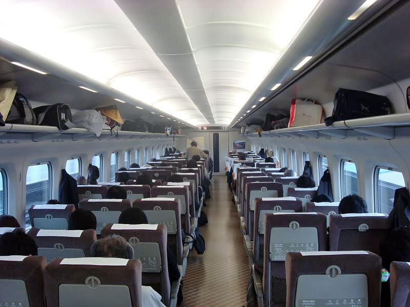 shinkansen hochgeschwindigkeitszug jr class 300 in japan. Black Bedroom Furniture Sets. Home Design Ideas